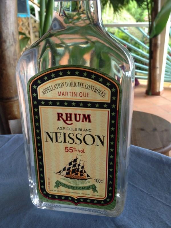 Zépol Karé, rhum Neisson, Martinique