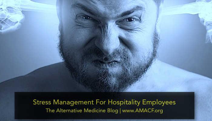Stress Management for Hospitality Employees at GVSU Hospitality Summit