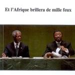 Jean Ping (2009), Et l'Afrique brillera de mille feux