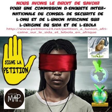 petition ebola
