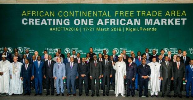 accord pour une zone de libre-échange