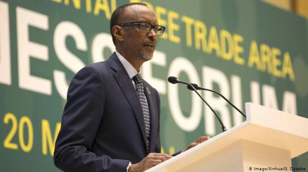 Paul Kagame a poussé à la Zlec