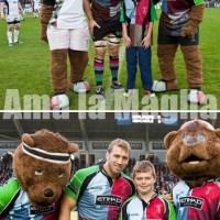 Rugby, Harlequins di nome e di fatto: nuove divise e mille colori per il club di Londra