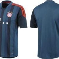 Maglia speciale del Bayern Monaco per la Champions League