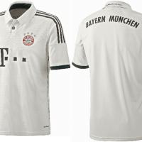 Maglia Bayern lederhosen, nuova divisa away 2013-2014