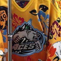 Alaska Aces, Hawaiian Night: hockey ghiaccio e folklore