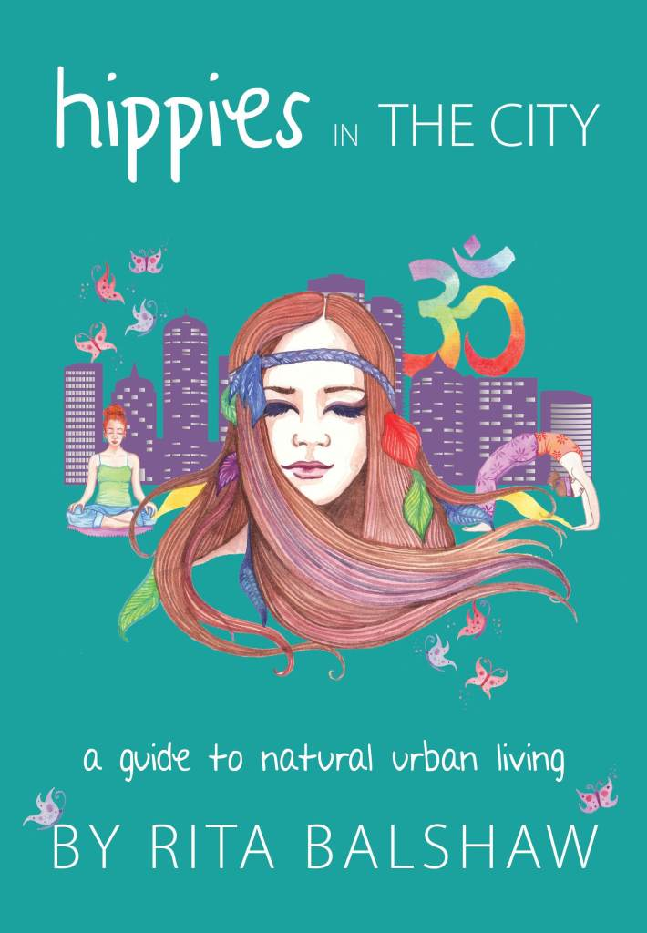 Hippies in the City by Rita Balshaw