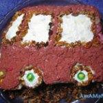 Торт Автомобиль (Наполеон)