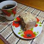Шоколадный торт из печенья (без выпечки)