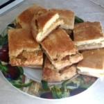 Капустный пирог Утопленник (тесто Утопленник)