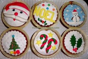 Как украсить торт на Новый год - новогодние сюжеты на тортах и пирожных