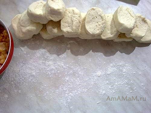 Как приготовить тесто из творога для пирожков