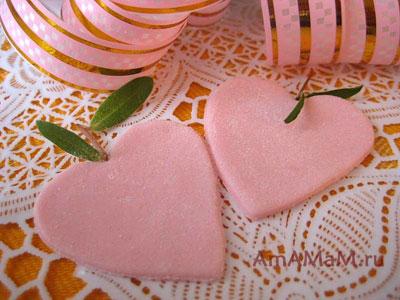 Как приготовить мастику из жевательных конфет маршмэллоу