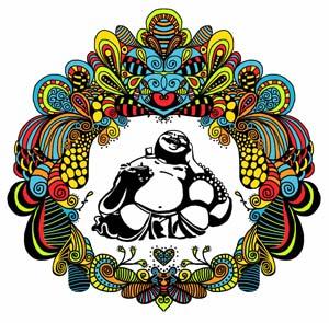 doodle-buddha-