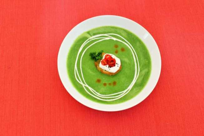 Broccoli Soup by Amanda's Plate