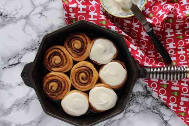 cinnamon rolls, homemade cinnamon rolls
