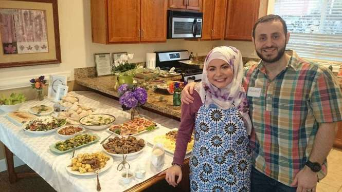 Dinner With Your Muslim Neighbor