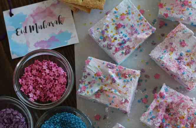 Unicorn Marshmallow Recipe