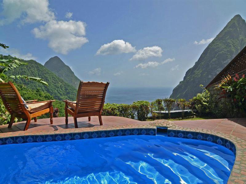 Ladera Resort- St. Lúcia- Caraíbas