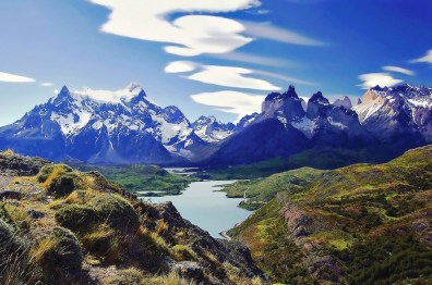 torre del paine-chile