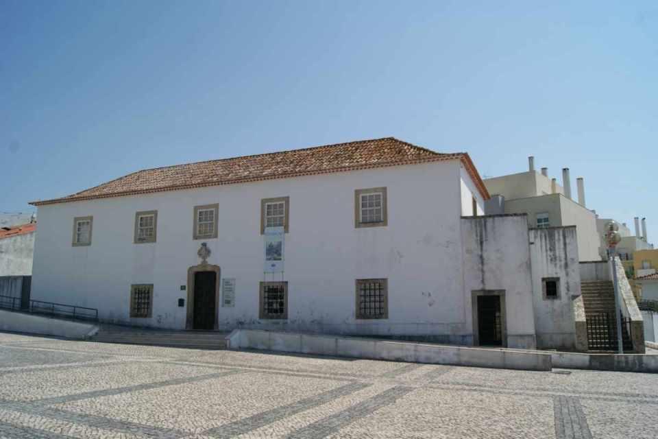 Museu Municipal Professor Raul de Almeida-Mafra