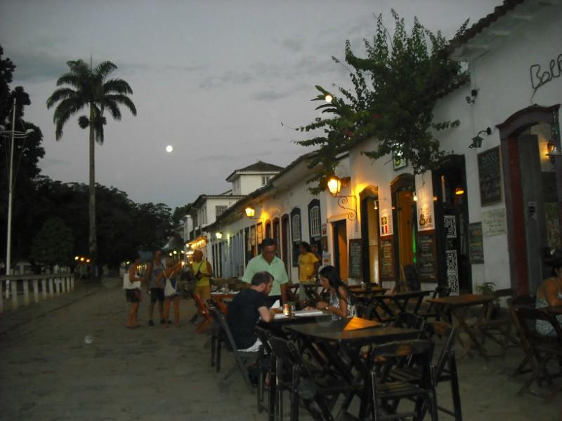 Paraty- Centro Histórico