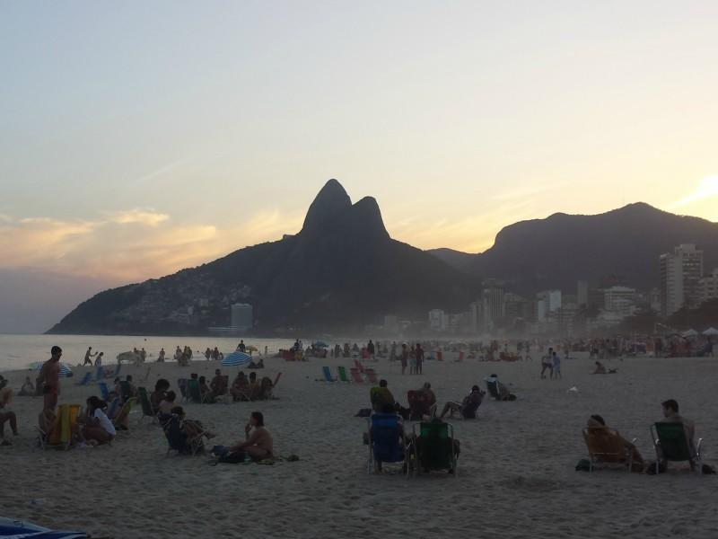 Praia de Ipanema - Rio de Janeiro