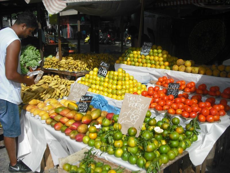 Mercado no Rio de Janeiro