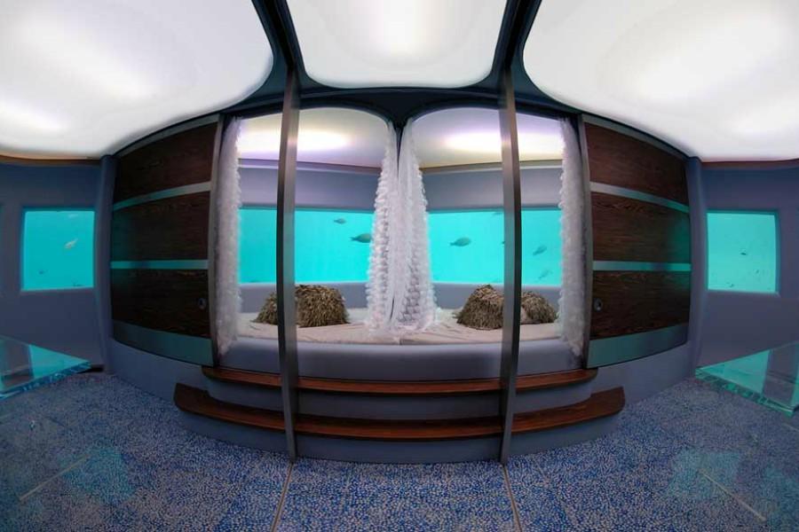 SPA em Huvafen Fushi Resort
