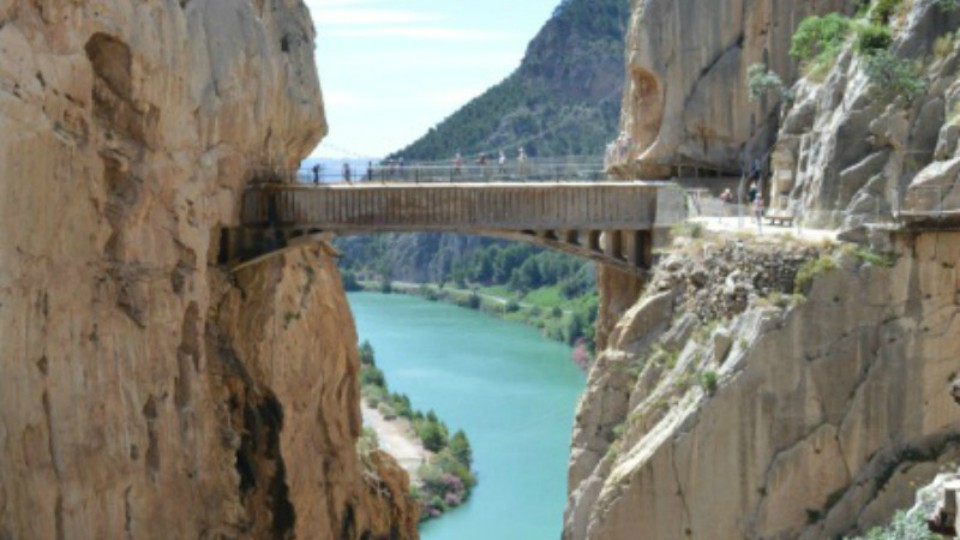 Caminito del Rey- Espanha