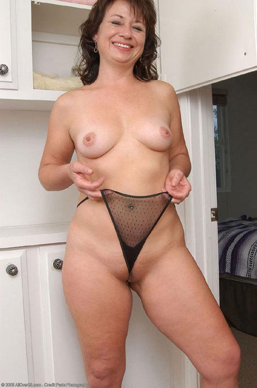 milf bra and panties dare son