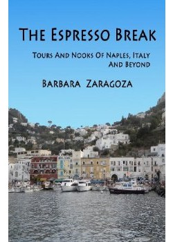 "Cover of ""The Espresso Break"" by Barbara Zaragoza"