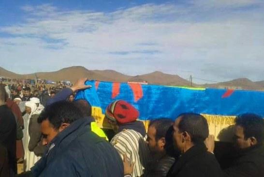 Amazigh student overleden in Marokko