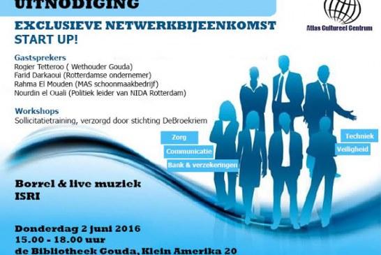 Exclusieve netwerkbijeenkomst voor Goudse jongeren