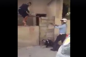 Marokkaanse agent schiet dief neer