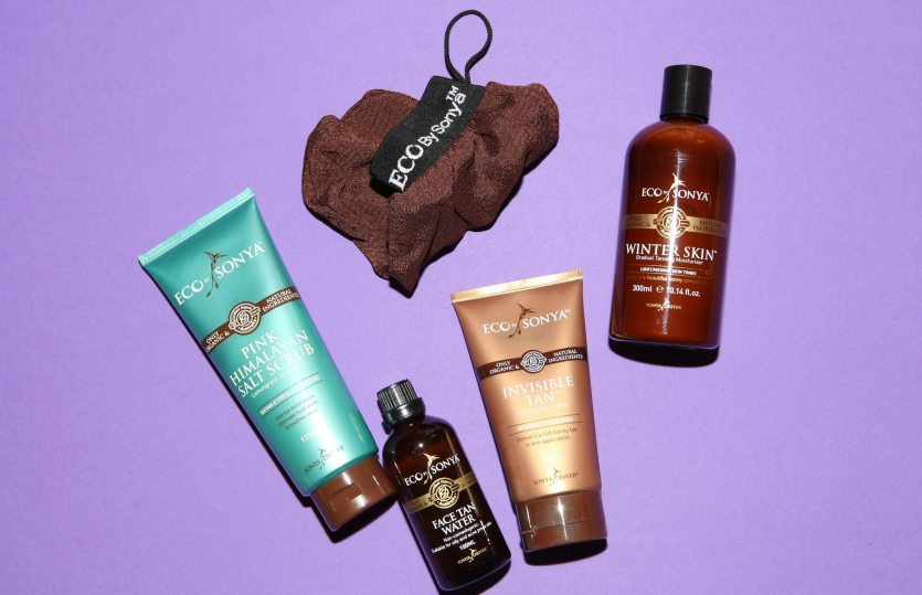 How to get the perfect organic fake tan