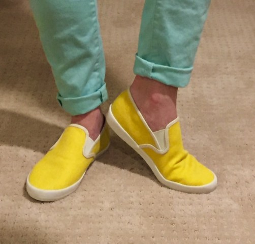 Stitch Fix slip-on sneakers