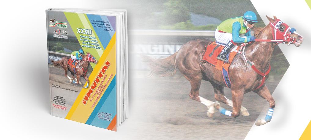 Ya en línea el libro de la XXXII Subasta Selecta de Añales Cuarto de Milla