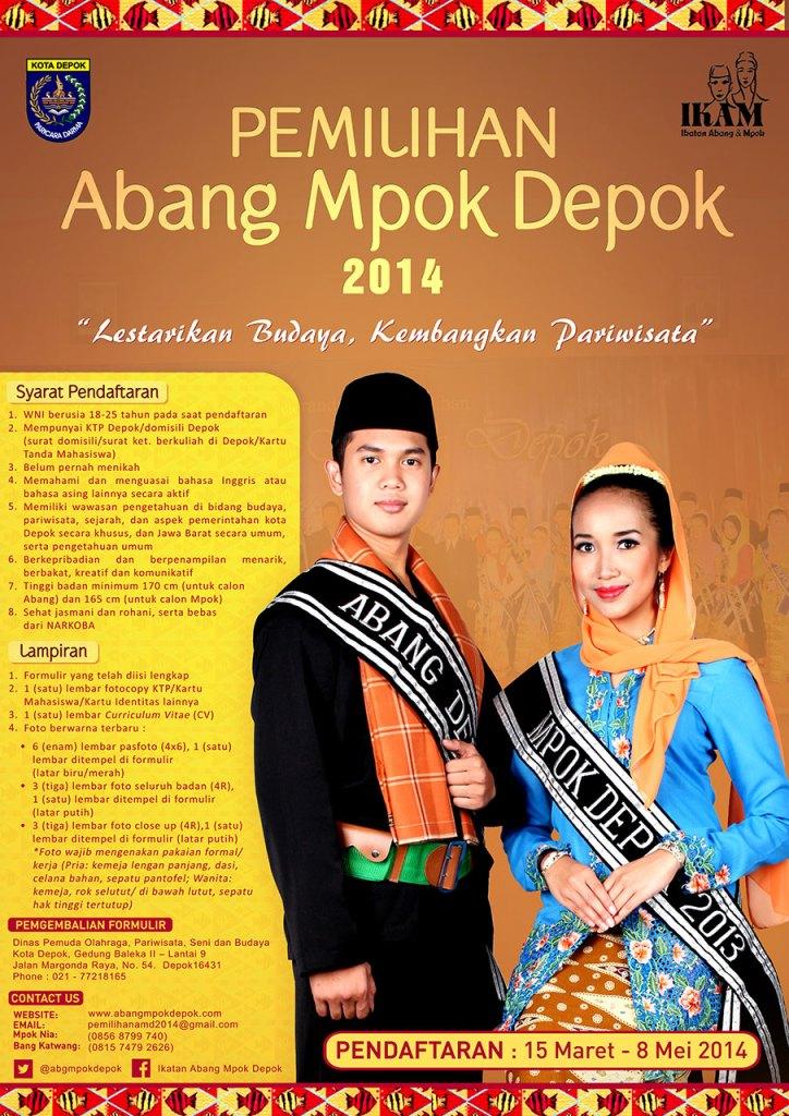 poster-pemilihan-abang-mpok-depok-2014
