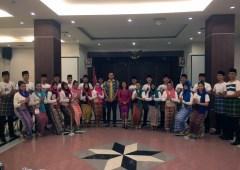 30 Finalis Abang Mpok Depok Jalani Pembekalan