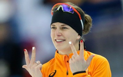 Openly lesbian Ireen Wust takes gold at Winter Olympics | Al Jazeera America