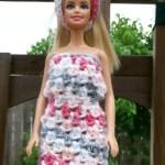 Barbies Spring Dress 1