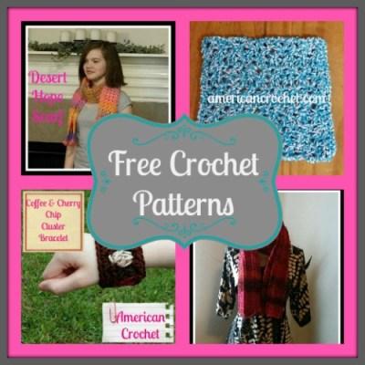 Free Crochet Patterns | American Crochet