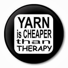Yarn is Cheaper than Therapy