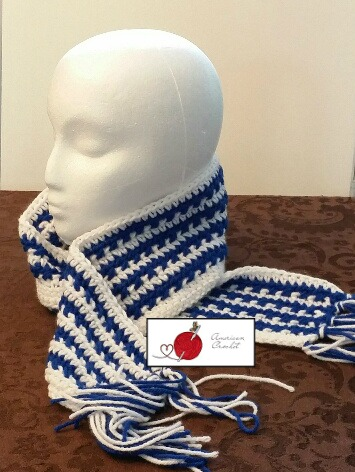 Kisses of Hope Scarf