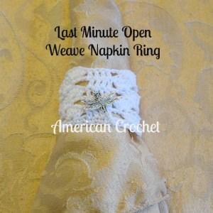 LMOW Napkin Ring