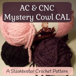 2015 CNC & AC Group Mystery Cowl CAL ~ Part 2