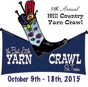 Yarn Crawl 2015   American Crochet
