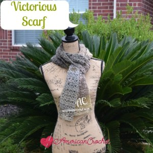 Victorious Scarf