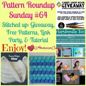 Pattern Roundup Sunday Sixty Four